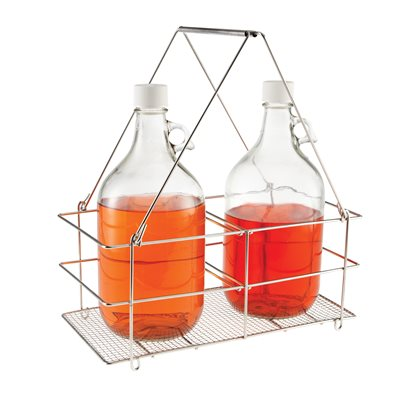 SAFETY WIRE BOTTLE CARRIER