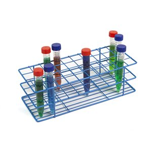 COATED WIRE RACK FITS TUBES 20-24mm