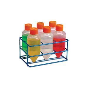 COATED WIRE RACK FITS BOTTLES 58-60mm - CENTRIFUGE BOTTLE