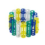 CHAIN TUBE RACK
