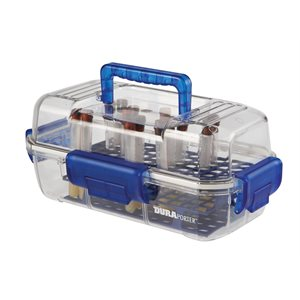 DURAPORTER® SEALED SPECIMEN OR SAMPLE TRANSPORT BOX  /  TOTE