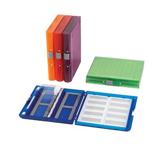 PREMIUM PLUS MICROSCOPE SLIDE BOX - 100 PLACE